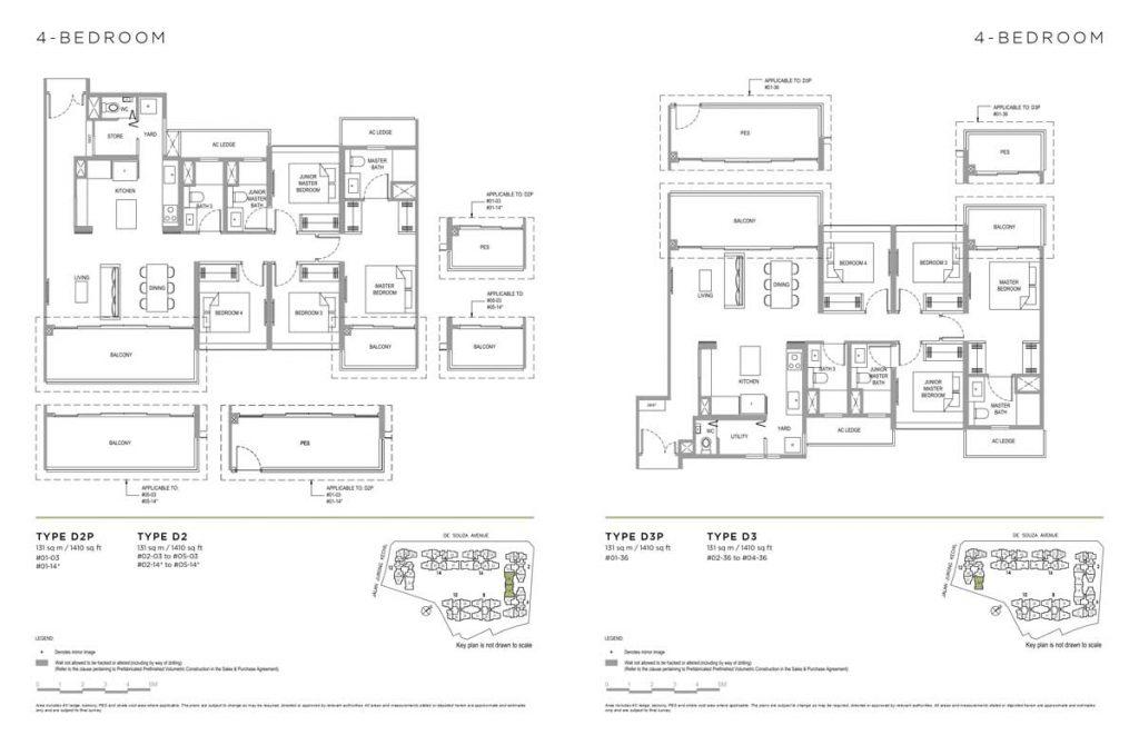 Verdale-floor-plan-4-bedroom-type-d2