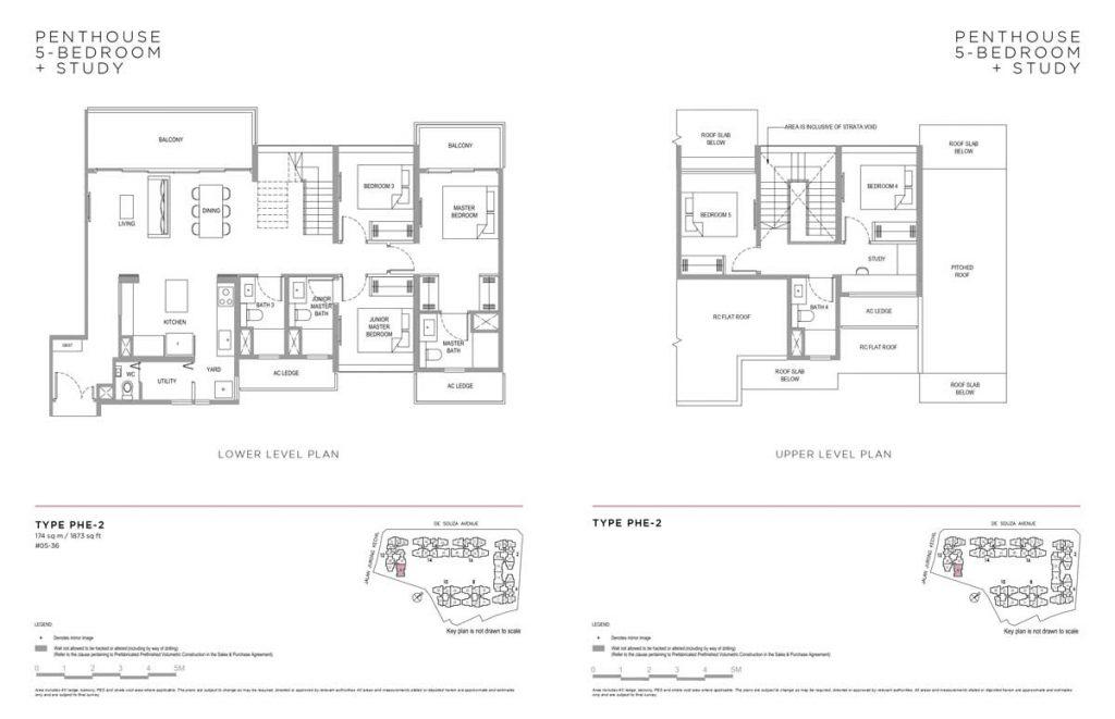 Verdale-floor-plan-5-bedroom-study-type-phe-2